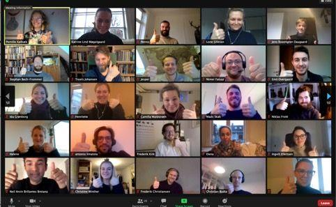 Online session with BIoMedical Design Fellows 2021